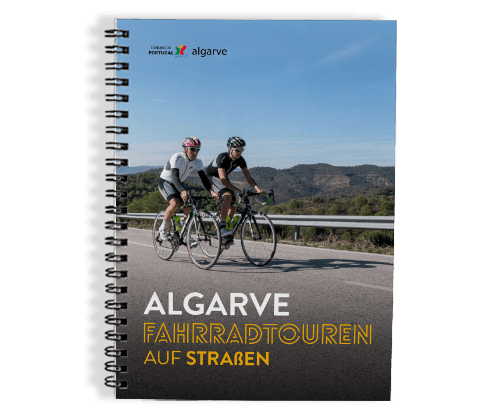 Algarve, Fahrradtouren auf Straßen