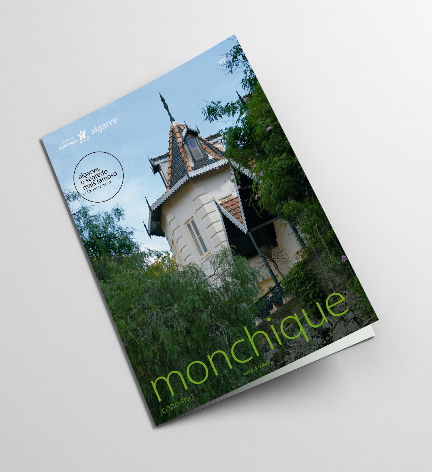 Folheto Concelhio de Monchique