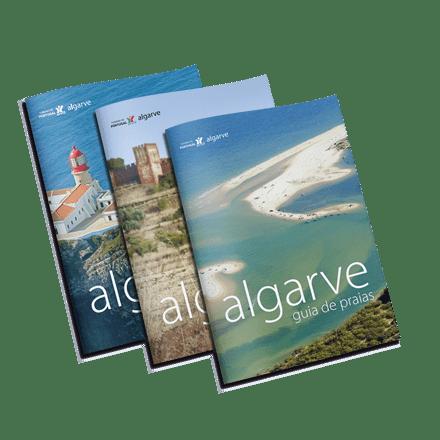 Guias para viver o Algarve